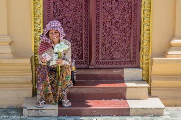 Lotus Blossom Seller