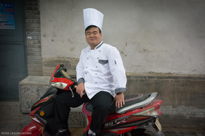 Chef In The Hutong