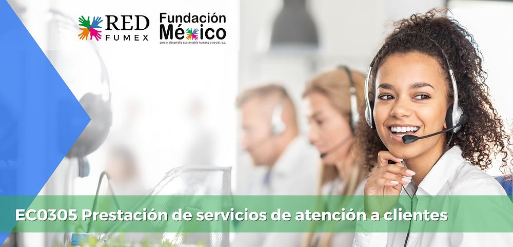 EC0305 Prestación de servicios de atención a clientes.
