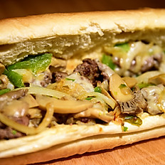 #1 Philly Cheese Steak