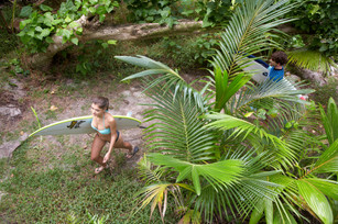 비키니 화보(괌)