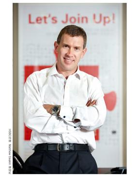 Matthew Deaki, CEO of HSBC korea