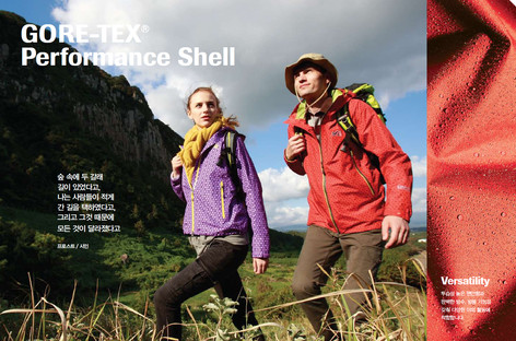 CORE-TEX  LOOK BOOK