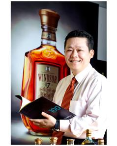 Jong Woo,Kim, CEO of Diageo korea