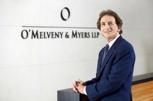 CEO of O'MELVENY & MYERS  LLP