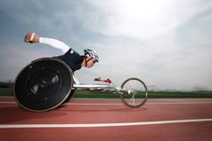 정동호 선수(장애인 휠체어 올림픽)