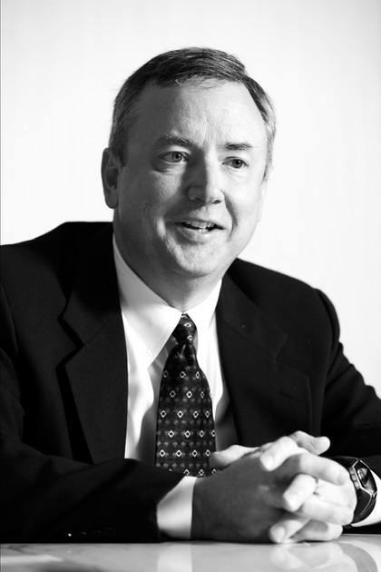 Tom J. Falk, CEO of Kimberly-Clark
