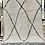 Thumbnail: R44- Handmade Wool Beni Ouarain RugMoroccan Berber Genuine Wool. 5.9x3.6ft