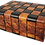 Thumbnail: T92- Magical Tricky Box Thuya Burl and Ebony. 13x9x5cm//5.11x3.5x1.9""