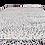 Thumbnail: R42- Beni Ouarain Moroccan Beber Rug. Natural Wool  7.2x3.7 ft