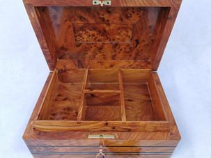 The Jewelry Cufflinks Box