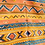 Thumbnail: R35- 7x6.5 ft/ ColourfulMoroccan Berber Rug. Made of Camel Hair215x200 cm