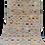 Thumbnail: R53-Handmade Moroccan Berber Rug Camel Hair 8.8x4.5 ft Hand Embroidery