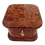 Thumbnail: T21- Square Burl Thuga Stylish Box 12 12x12cm