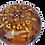Thumbnail: T102-Stunning Handmade Round Jewellery Box VCufflinks. Inlaid 6x2.5