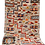 Thumbnail: R51-Unique Moroccan Berber Rug.  Camel Hair. From Atlas Mountains7.5x3.6ft