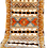 Thumbnail: R55-Handmade Traditional Berber Rug Hand Embroidery. 8.5x4.9 ft