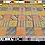 Thumbnail: R32- Handmade Moroccan Berber Rug. Camel hair.5.2x4.7ft/ 160x145cm