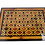 """Thumbnail: T127-Marquetry. Jewelry Box inlaid with Mother of Pearl. Cufflinks. 10.2x7x3.1"""""""