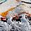Thumbnail: R14-Handmade Moroccan Multicolorful Rug Berber Carpet 6.5x3.9ft Azilal
