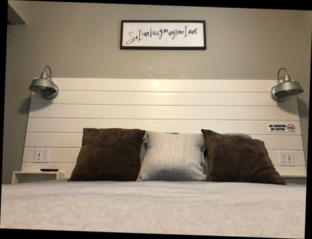 Fully furnished cabin in Victoria Texas