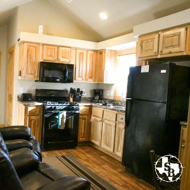 Standard Two Bedroom Cabins