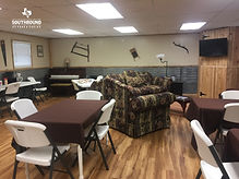 Clubhouse at RV Park in Victoria Texas