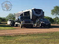 Pullthrough RV Sites at Southbound RV Park and Cabins