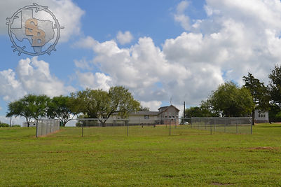 RV Park in Victoria Texa with dog park