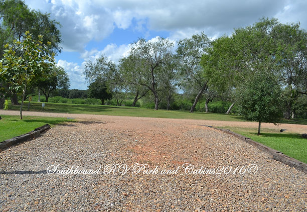Southbound RV Par and Cabins in Victoria TX