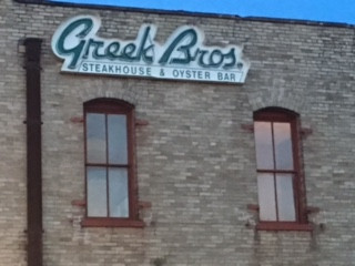 Greek Bros Steak House and Oyster Bar