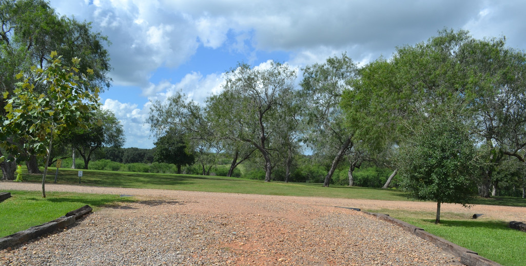 Campground in South Texas