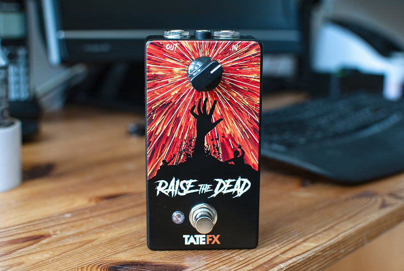 Raise The Dead - Germanium Edition