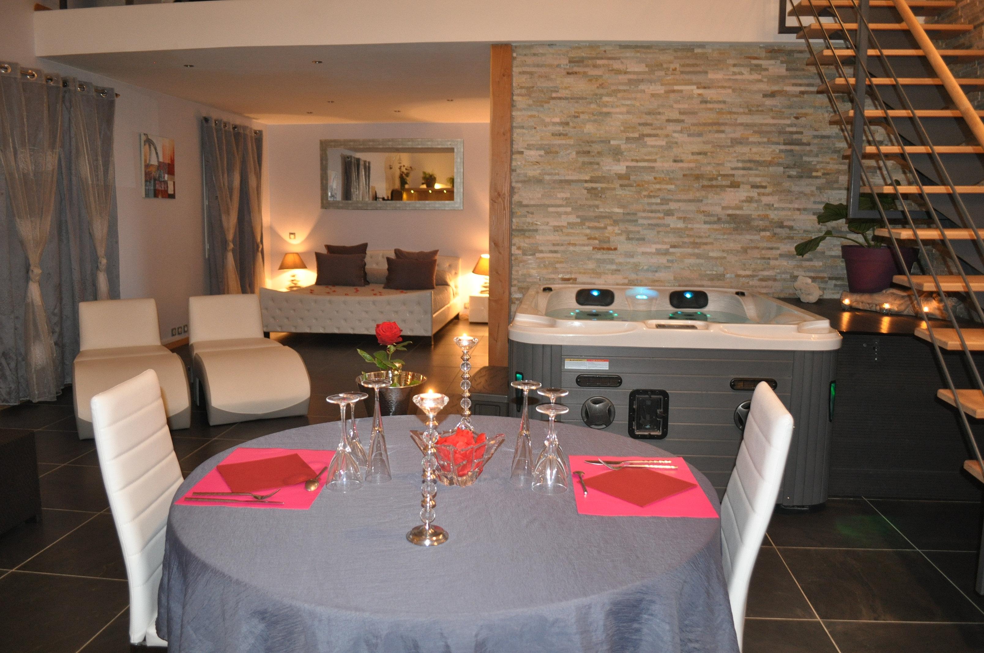 soiree romantique a la maison idee ventana blog. Black Bedroom Furniture Sets. Home Design Ideas