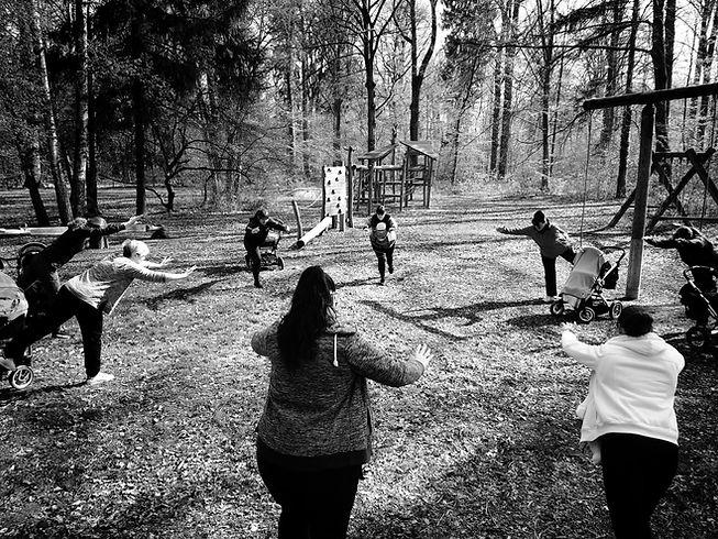 Sport für Mamas mit Kindern, Mama Sport, Rückbildung, Kreis Ludwigsburg, Bietigheim, Sachsenheim