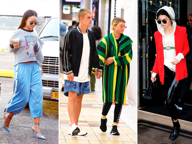 THE SPORTCORE TREND : everyone just wants to be comfortable and cozy!