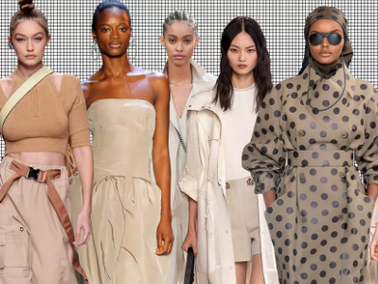 50 shades of beige: the most fashionable non-color of 2019