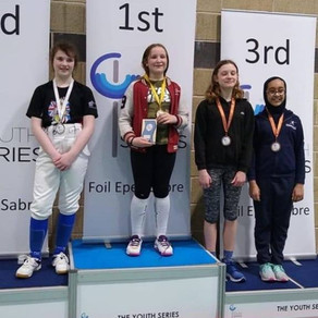Youth Series Silver for Ava