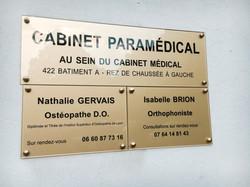 Nathalie Gervais Ostéopathe D.O. à Châtenay-Malabry