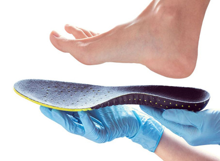 Le port de semelles orthopédiques: Utilité ou non ?