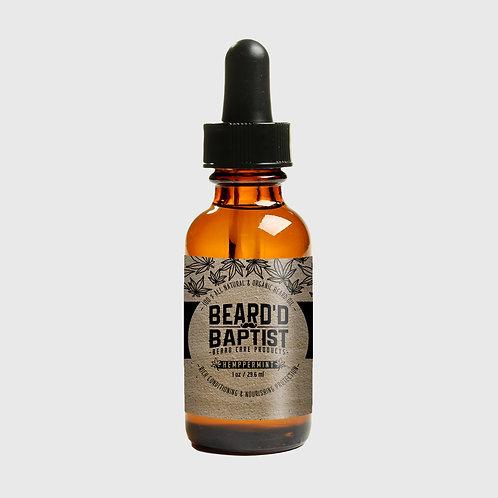 HEMPPERMINT Beard Oil