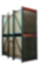 vertical laminate sheet storage