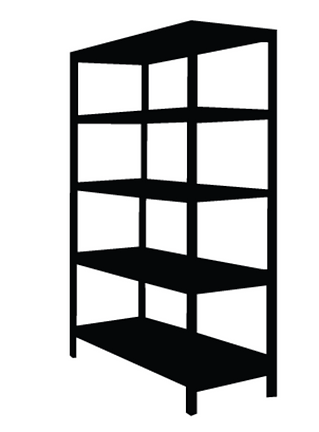 shelving edwards storage