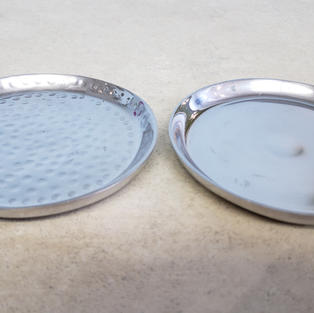 Silver Jewelry or Candle tray