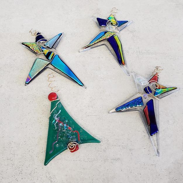 Star & Tree Ornaments