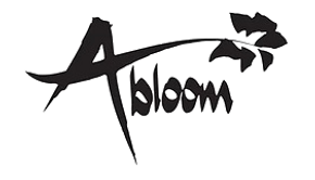 Abloom (black with transparent backgroun