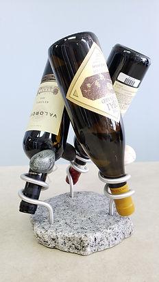granite kitchen wine wrack, gift, celebration, florist, highlands ranch colorado
