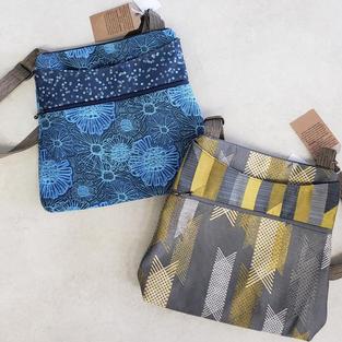 Quilt Fabric Purse