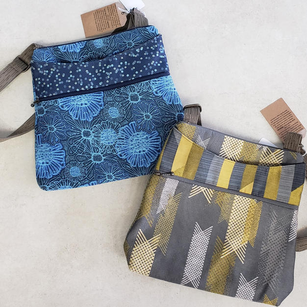 Quilt Fabric Purse