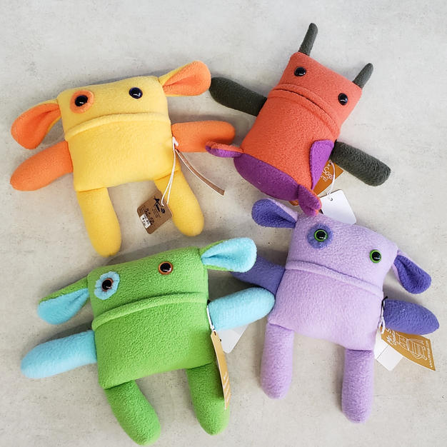 Stuffed Monsters